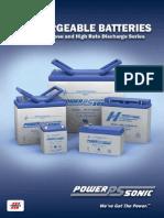 Firmesa - Baterias Ps