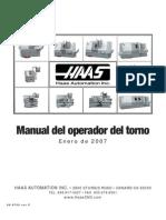 96-8750P Spanish Lathe