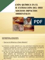 Daño Ambiental a Causa de La Mineria