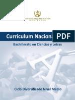 120923921 Curriculo Nacional Base Bachillerato Ciencias y Letras