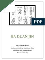 Ba Duan Jin Apuntes de Clase