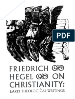 Hegel1948-OnChristianity-EarlyTheologicalWritings