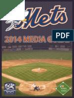 2014 Binghamton Mets Media Guide