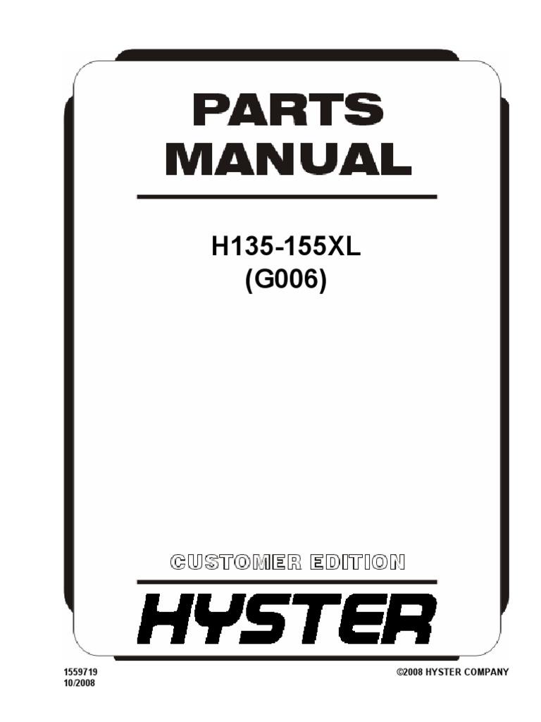 G006 H135 155xl Diesel Engine Transmission Mechanics Monotrol Pedal Wiring Diagram