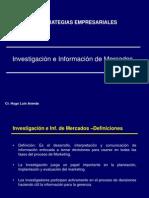 Clase 4 Investigac de Mercados y SIM