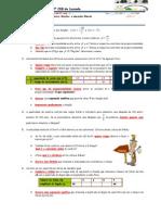 Proporcionalidade Inversa Directa Funcoes e Problemas