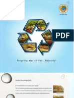 Recycling Wastewater Naturally