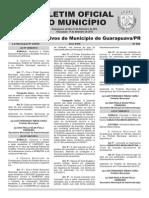 Boletim-Oficial-8091 Lei Das Antenas