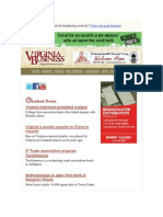 Virginia Business Newsletter