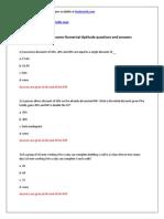 IBPS Bank PO Exams Aptitude QA [Www.students3k.com]