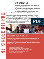 The Kinder Kit Project