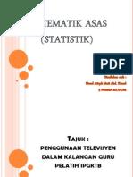 STATISTIK SOAL SELIDIK