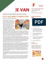 Veggie Van Newsletter - Cheap Food_1