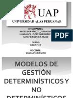 Modelo Deterministico Cap. 9 FIN