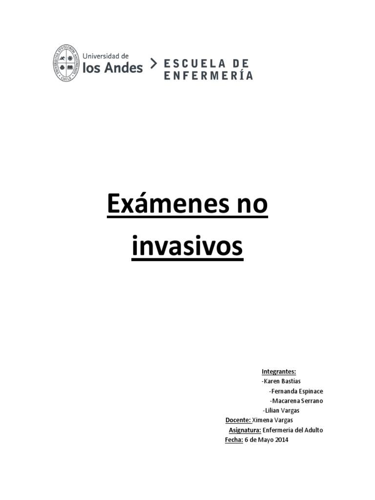 Examenes No Invasivos BLOG