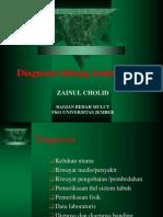 Diagnosis Bidang Bedah Mulut