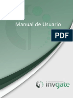 Manual InvGate Assets