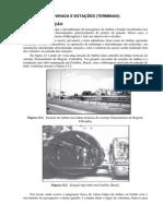 Transporte Público Urbano... Parte 11. Pontos de Paradas e Estações