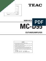 teac+MC-D95