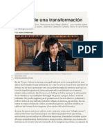 Nora Domínguez - Historia de Una Transformación.