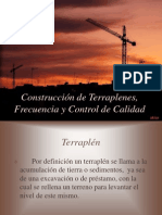 Construccion de Terraplenes en Mexico