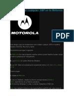 Cómo Instalar Cualquier .SBF en Tu Motorola
