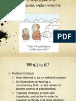 julius caesar political cartoon activity