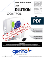 Manual Genno Inst. Revolution Control v2 - Site