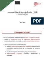 VUCE- Ventanilla Única de Comercio Exterior- Parte 1
