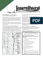 Laurelhurst Neighborhood Association Newsletter - May 2014