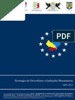 1-Strategia de Dezvoltare a Judetului Maramures