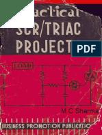 Practical SCR - Triac Projects (M.C. Sharma)