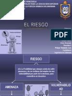 Diapositiva Riesgos