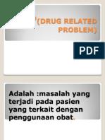 Drp(Drug Related Problem)