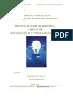 Proyecto de Eficiencia Energetica - Iluminacion