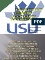 Utilizarea Sistemelor Gis Pentru Monitorizarea Zonelor Miniere