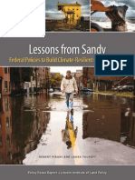 Lessons From Sandy
