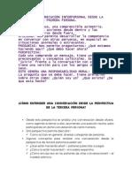 Presentación Grupal Asesoría- Perspectiva de La Tercera Persona.