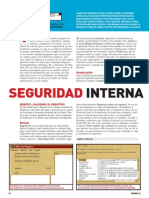 PU002 - Internet - Seguridad Interna en Windows 98