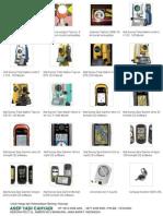 Jual Surveying Equipment [ 081323264262 ] Pin Bb [ 747dc6d3 ] _ Katalog Mei 2014