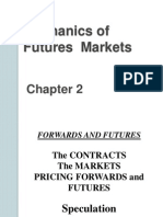 Chapter 2- Mechanics of Futures Markets