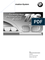 BMW TIS Handbook