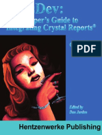 (eBook) CrysDev - A Developer's Guide to Integrating Crystal Reports With Visual Foxpro (Hentzenw