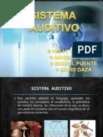 Diapositivas El Oido y La Audicin 1233674165618133 2