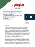 Intervencion Cognitivo Conductual en Pacientes Obesos