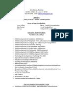 marissa resume revised version