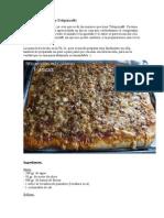 Pizza Barbacoa- -Tipo Telepizza