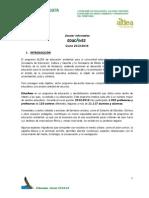 Dossier 'Educaves' (2013-2014)