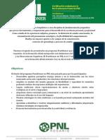 Consultas PNL Rosario