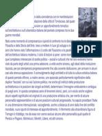 a522. Architettura in Italia 1918-1945 - (ESAME QUINTA)